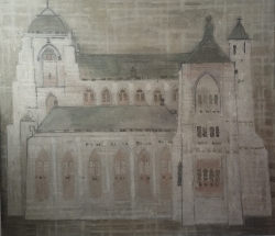 Church Exteror Painting