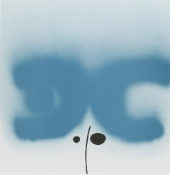 Beyond the Eye I Print by Victor Pasmore