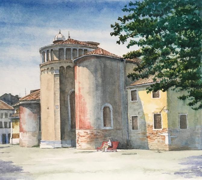 St. James' Orio Venice