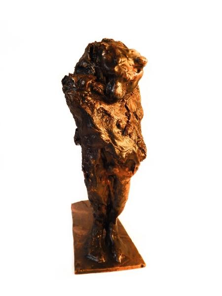 Zoomorph (Bear Man) by Catherine Vitebsky