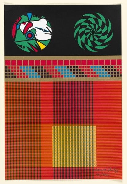 Untitled, Moonstrip Empire News, Volume 1 by Sir Eduardo Paolozzi KBE RA (1924 - 2005)