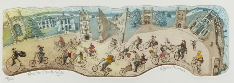 Tour de Cambridge