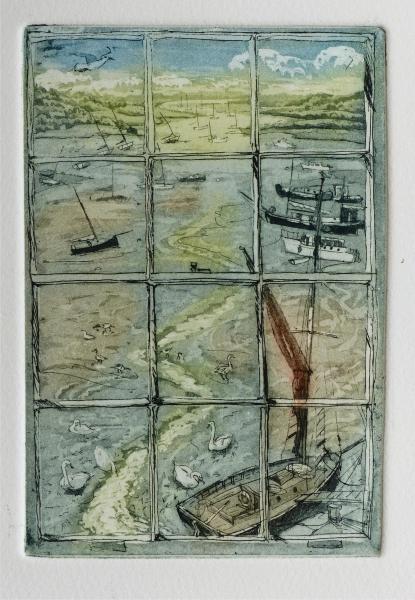 Tide Mill Window