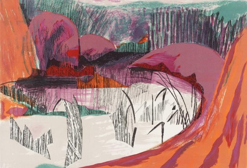 Reedy Pool by Humphrey Spender (1910 - 2005)