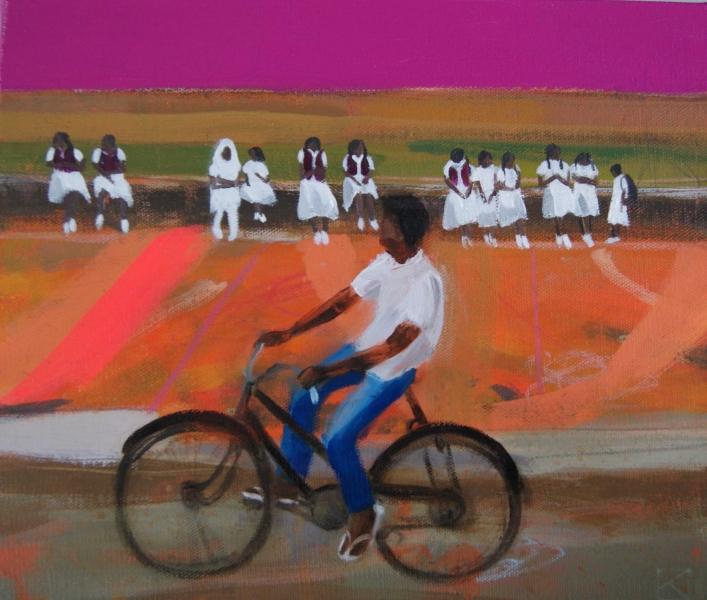 Schools Out, Sri Lanka by Kate Lowe