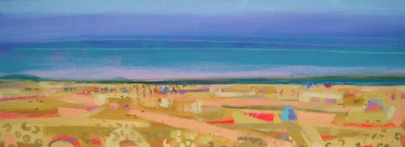 Late Summer, Holkham by Kate Lowe