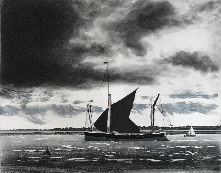 Maldon Barge, Heybridge