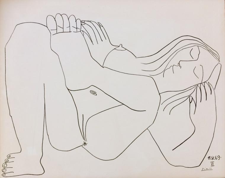 Femme Nue  no,IV