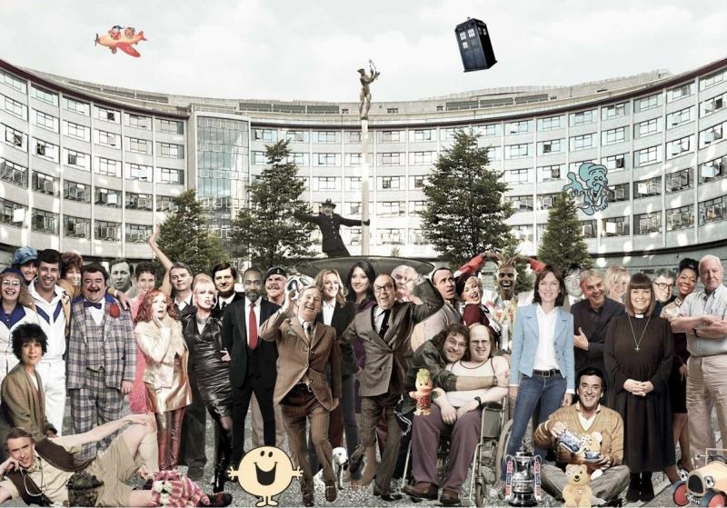 BBC 4 Noddy Arriving