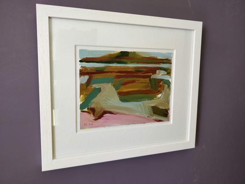 October II (framed)