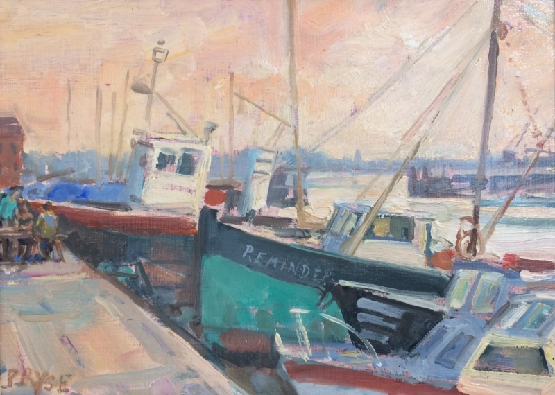 The Reminder at Wivenhoe by Tessa Spencer Pryse  RBA (tbc)