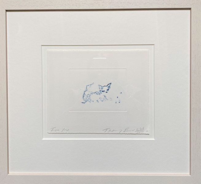 For you by Tracey Emin (1963)