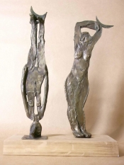 John Doubleday - Paintings & Bronze Sculpture