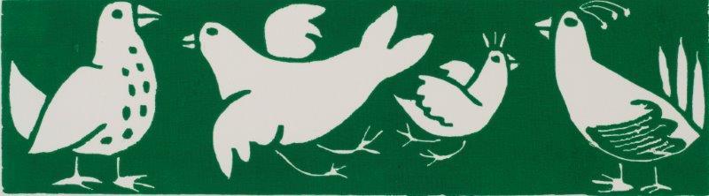 The Green Birds