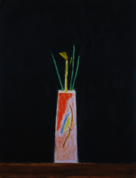 Still Life with Bird Vase