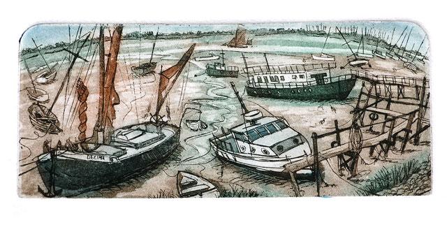 Heybridge Boats