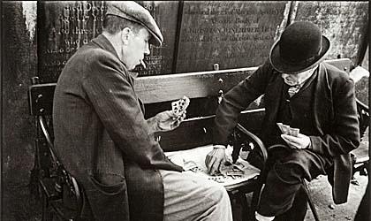 Card Players Whitechapel, 1938