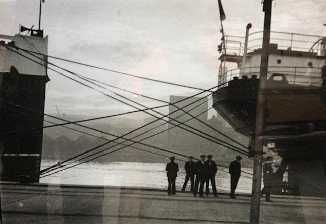 Tyneside Docks