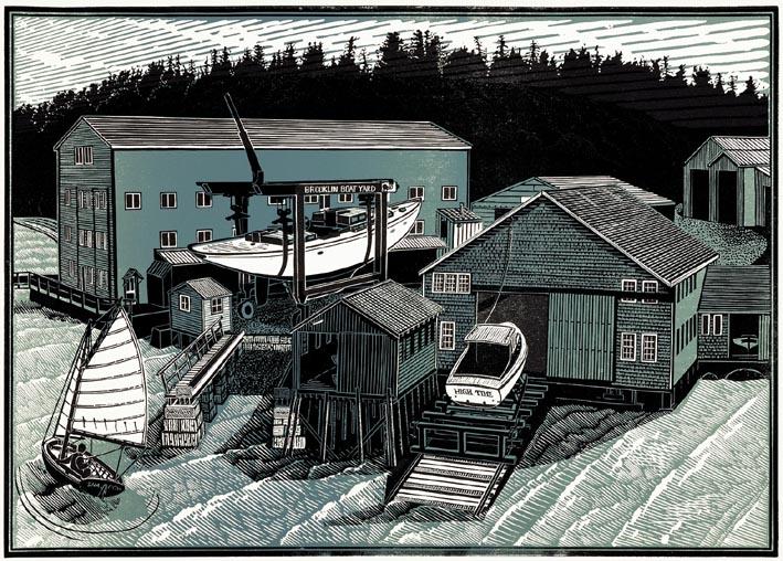 Brooklin Boatyard