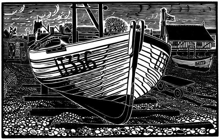 Aldeburgh Lobster Boat