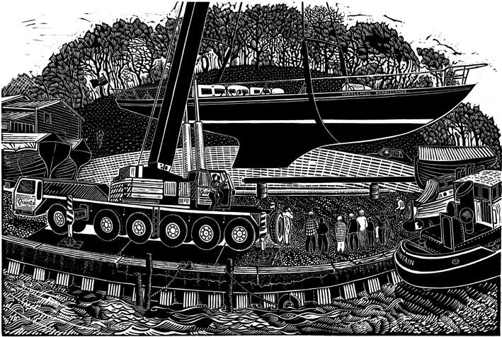 Launching Hartlepool Renaissance
