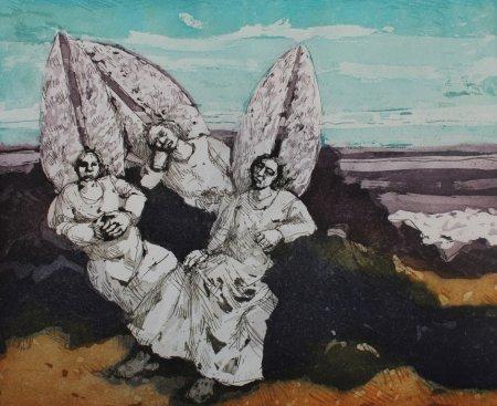 Angels Resting