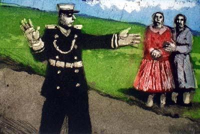 Safe Crossing by Karolina Larusdottir (1944)