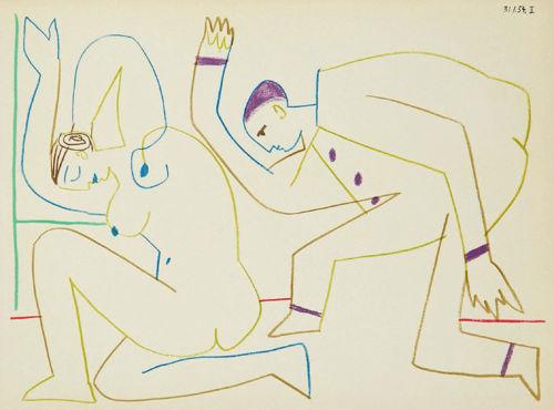 Nude - La Comedie Humaind