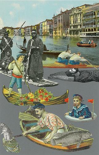 Venice Suite:Fishing