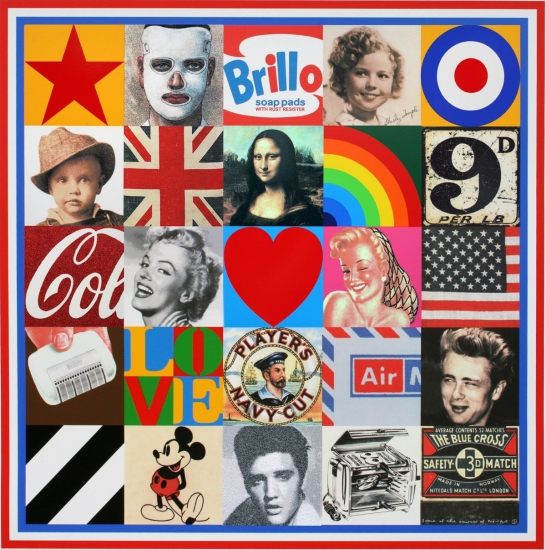 Some Sources of Pop Art 7