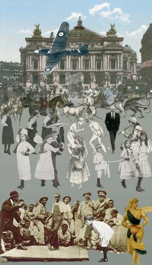 The Paris Suite: Paris Dancing