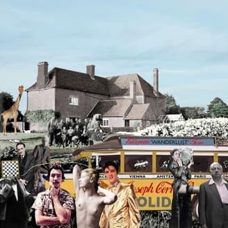 Elvis Visits Farley Farm